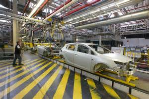 Vauxhall Manufacturing Uk Exports Expected To Boost Uk Car Production In 2012