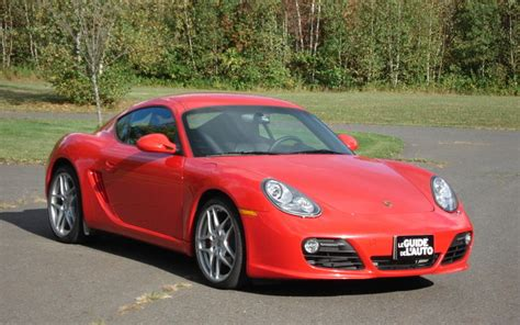Porsche Cayman 2010 by The 2010 Porsche Cayman S Is Review The