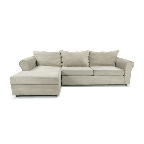 Sofa Venus sectional sofas bobs raymond and flanigan sofas white sofa