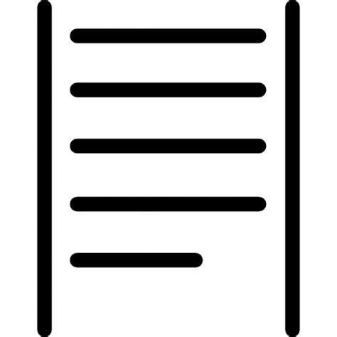 testo giustificato allineamento testo giustificato scaricare icone gratis