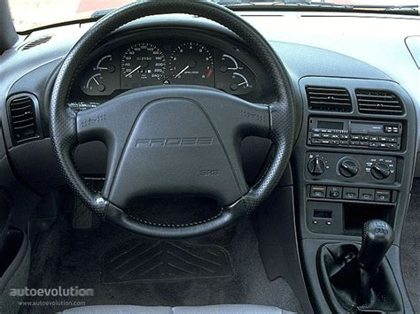 Ford Probe Interior by Ford Probe Interior Image 132