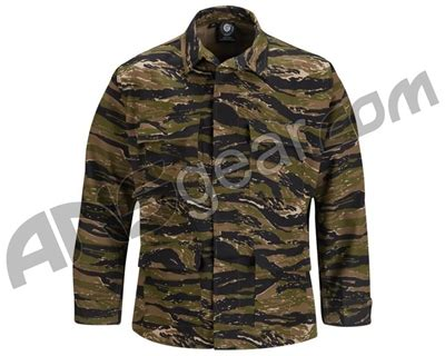 bdu jacket vietnamese tiger stripe