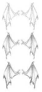 dragon wing tattoo by carakhan on deviantart