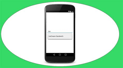 pattern regex android android tutorial on autocompletetextview