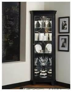 corner kitchen curio cabinet oxford black corner curio cabinet modern china