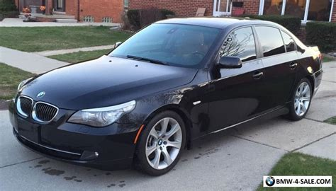 bmw 550i 2008 for sale 2008 bmw 5 series for sale in united states