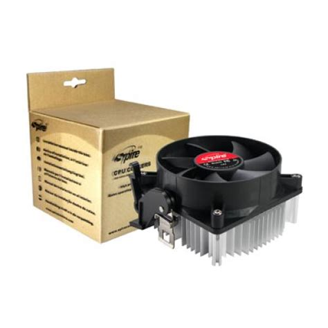 Am2 Sockel Cpu by Spire Socket Am3 And Am2 Cpu Cooler Sp804s3 1 From Tekheads Co Uk