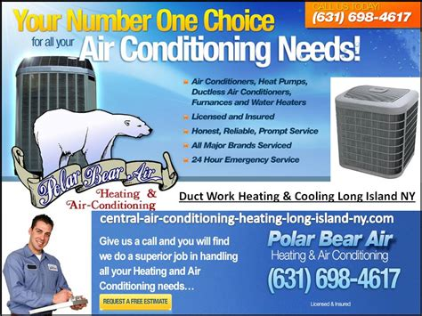 family heating and cooling garden city duct work heating and cooling island ny polar ac