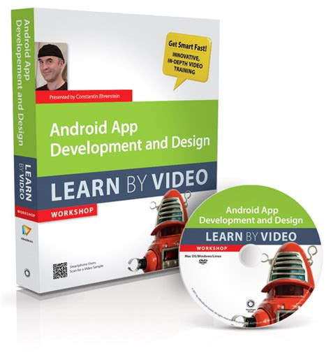 app design learn pearson education android app development and design