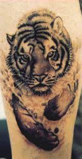 imagenes de tatuajes de garras de tigres tatuajes animales tigre