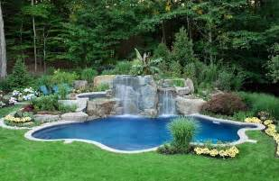 Backyard Definition Natural Swimming Pools Design Ideas Inspirations Photos