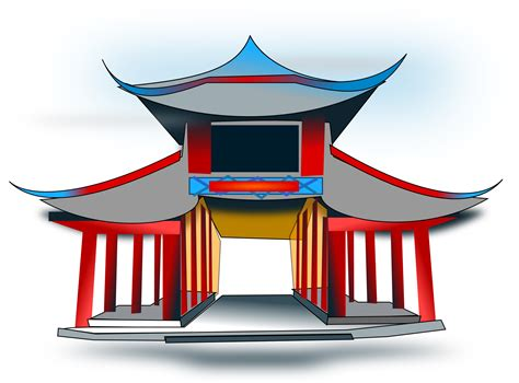 Home Temple Interior Design clipartist net 187 clip art 187 chinese new year chinese