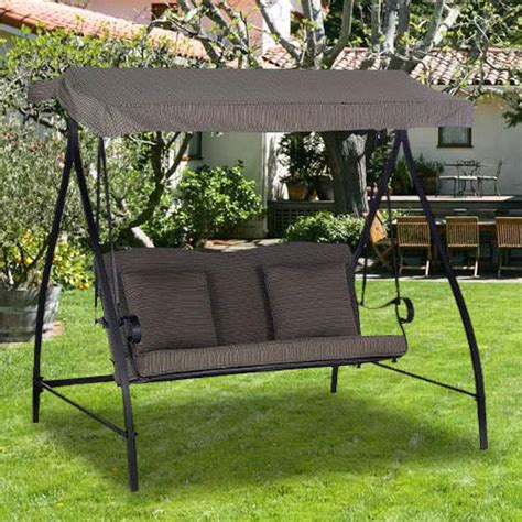 garden winds swing target home wellington swing replacement canopy cover