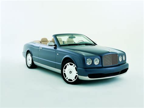 Bentley Arnage Drophead Coupe Concept Specs Engine Review