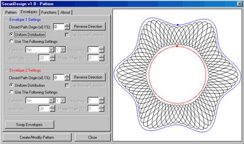 Corel Pattern Generator | securidesign for coreldraw 10 11 pattern generator