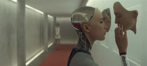 new machina ex machina thought provoking thrilling our film review