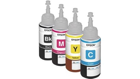Tinta Printer Epson L210 kit tinta original epson l355 l200 l210 l365 l455 l555