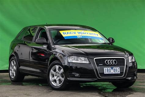 Audi A3 8p 2 0 Fsi by 2009 Audi A3 8p My09 Sportback 2 0 Tfsi Quattro Amb