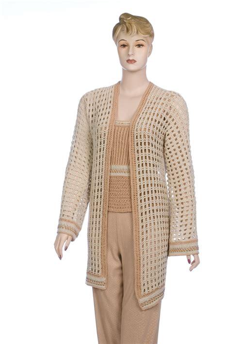 pattern cardigan long crochet patterns cardigan long sweater jacket