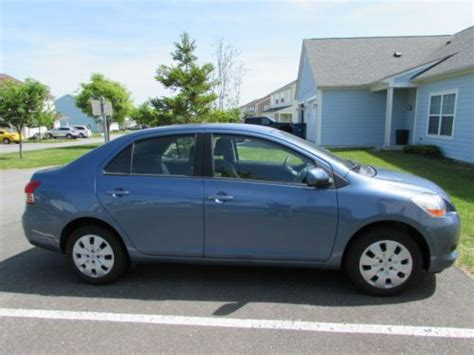 car owners manuals for sale 2009 toyota yaris parking system sell used 2009 toyota yaris 5 speed manual excellent condition in groton connecticut united