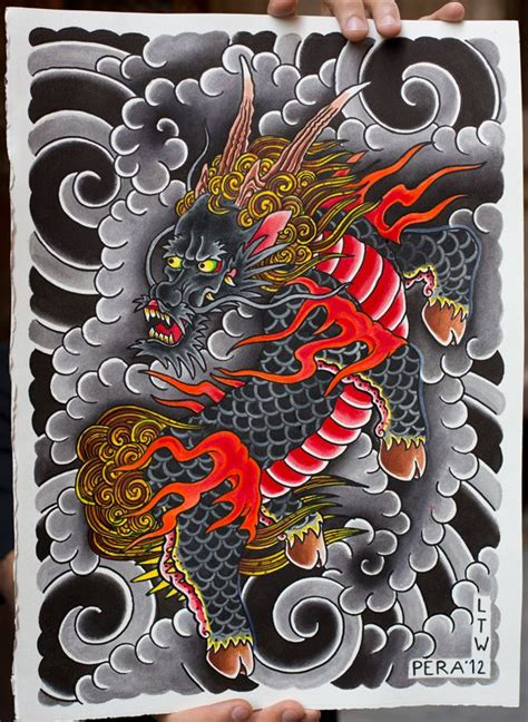 tattoo oriental barcelona 74 best dragon tattoo japanese images on pinterest