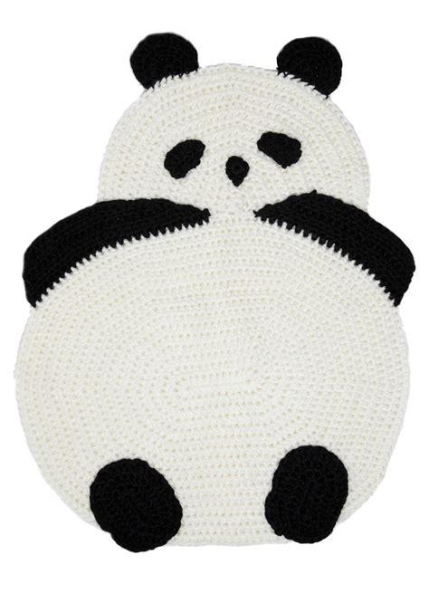 panda rug you re an animal rug in panda