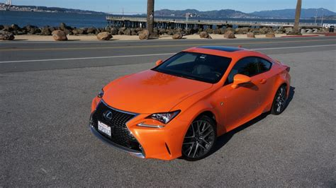 Lexus Is 350 Coupe by 2015 Lexus Rc 350 F Sport Review Styled Lexus Coupe