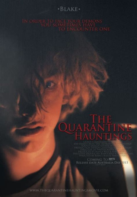 quarantine film 2015 the quarantine hauntings movie poster 6 of 7 imp awards