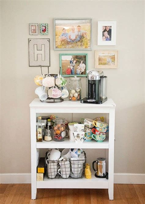 tea organization 25 best ideas about coffee nook on pinterest tea