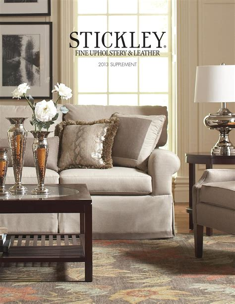 stickley upholstery stickley fine upholstery leather supplement by stickley