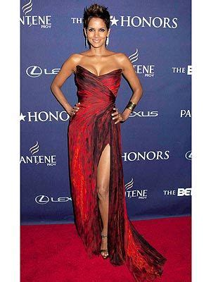 Frock Horror Of The Week Halle Berry by This Week S Best Dressed Halle Berry