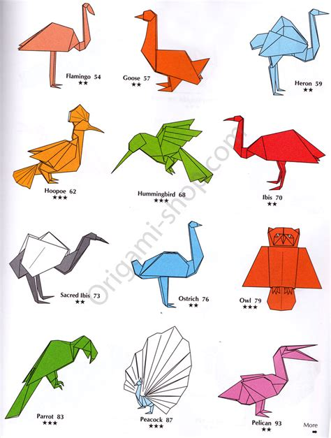 Origami Birds For - origami birds for 28 images 25 best ideas about