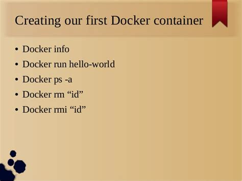 docker ps tutorial docker engine indroduc