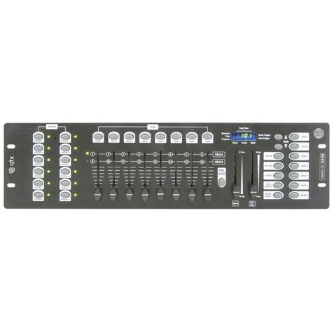 192 channel dmx lighting controller one way uk