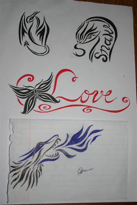 tattoo research paper ideas small tattoo designs on paper tattoomagz