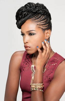 face shapes and afro twist styles that fit african braided hairstyles for square faces hair
