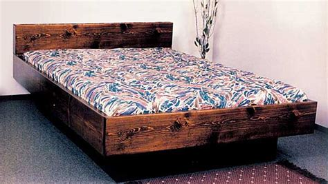 waterbed frames