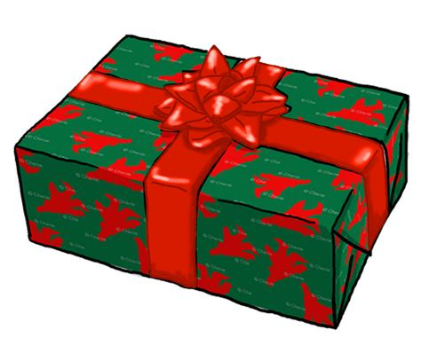 picture of christmas gift cliparts co