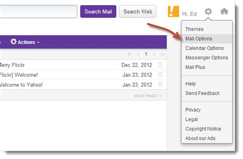 yahoo email security questions how to make your yahoo email secure howsto co