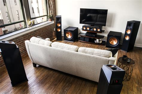 1 Unit Home Theater surround sound system buying guide klipsch