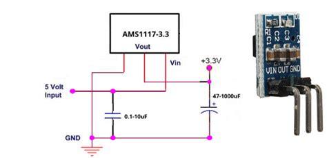 Ams1117 25v Regulator make a bluetooth speaker forgani 4gani