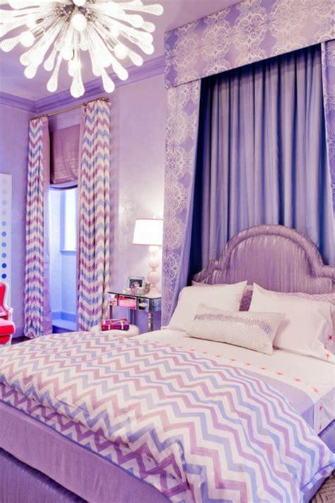 kronleuchter im schlafzimmer lila schlafzimmer 31 kreative beispiele
