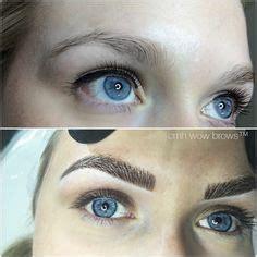 tattoo eyebrows ireland antes y despu 233 s de procedimientos con microblading