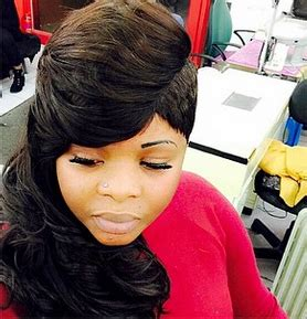 Bonding Hairstyles In Zambia | ladies would you rock actress dayo amusa s hairstyle photos