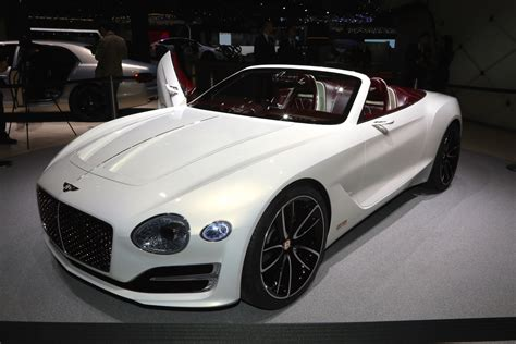 who makes bentley motor cars electric bentley concept previews new design direction for