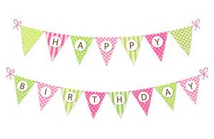 birthday banner templates birthday banner template 22 free psd ai vector eps