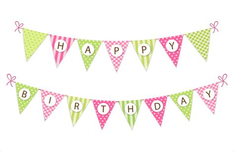 happy birthday banners templates birthday banner template 22 free psd ai vector eps