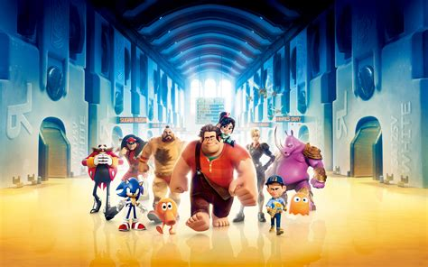 film disney hd wreck it ralph the sonic stadium