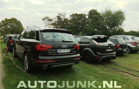 audi q7 rs v12 audi q7 v12 en ford focus rs 500 foto s 187 autojunk nl 76005