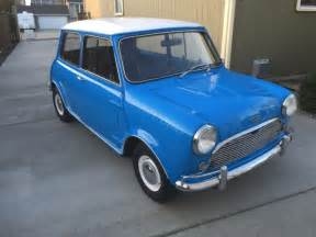 1967 Mini Cooper For Sale 1967 Classic Mini Cooper Mk1 For Sale Photos